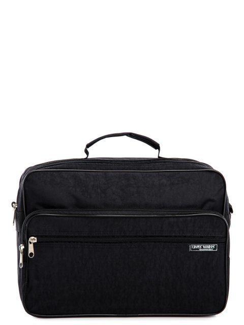 Чёрная сумка классическая S.Lavia. Вид 1.