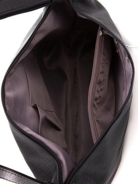Чёрная сумка планшет S.Lavia. Вид 6.