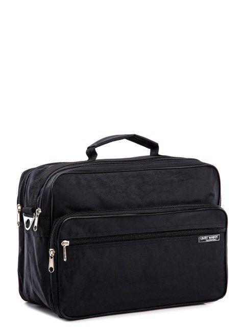 Чёрная сумка классическая S.Lavia. Вид 2.