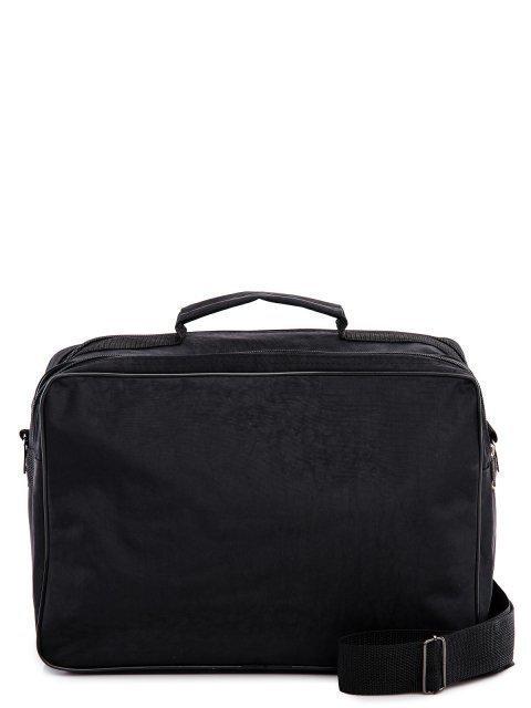 Чёрная сумка классическая S.Lavia. Вид 4.