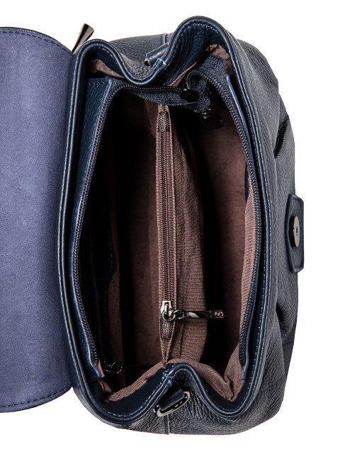 Синий портфель Valensiy. Вид 5.