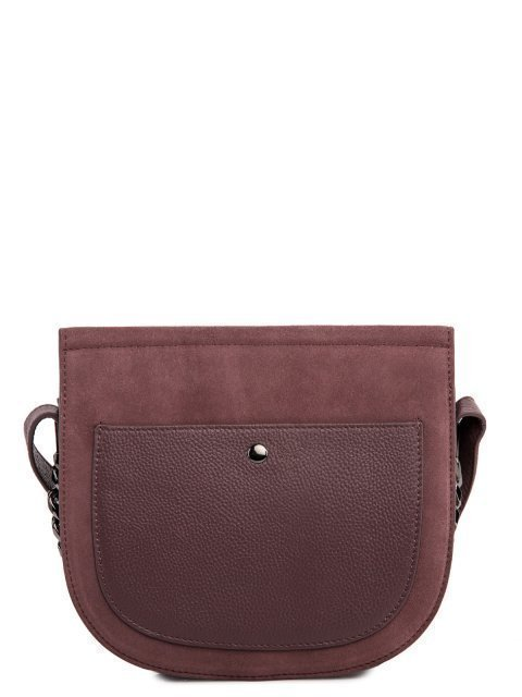 Сиреневая сумка планшет Valensiy. Вид 4.