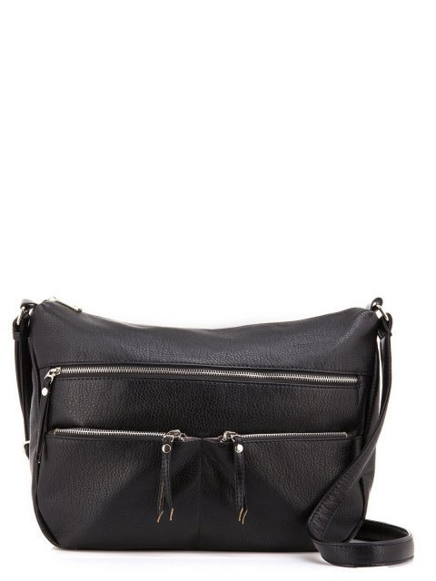 Чёрная сумка планшет S.Lavia. Вид 1.