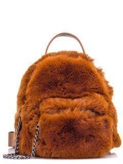 Рыжий рюкзак Angelo Bianco предпросмотр