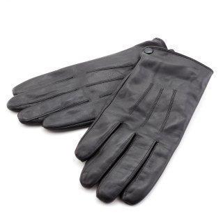 Чёрные перчатки Pittards предпросмотр