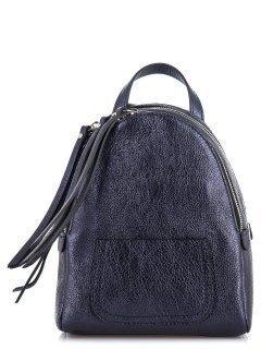 Синий рюкзак Gianni Chiarini предпросмотр