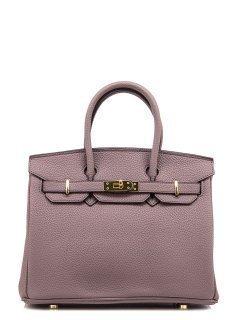 Сиреневая сумка классическая Angelo Bianco предпросмотр
