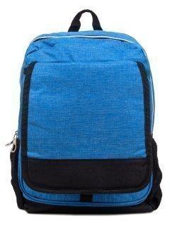 Голубой рюкзак Continent предпросмотр