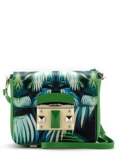 Зелёная сумка планшет Cromia предпросмотр