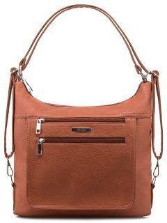 Рыжая сумка мешок S.Lavia предпросмотр