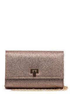 Бронзовая сумка планшет Domenica предпросмотр
