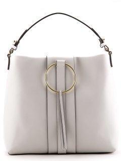 Белая сумка классическая Gianni Chiarini предпросмотр