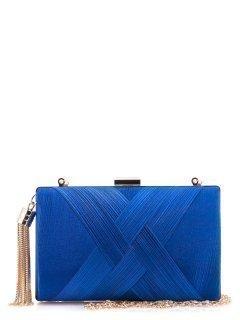 Синяя сумка планшет Angelo Bianco предпросмотр