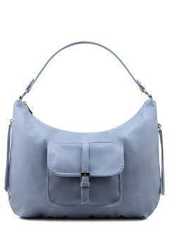 Голубая сумка мешок S.Lavia предпросмотр
