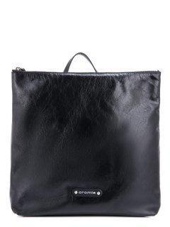 Чёрный рюкзак Cromia предпросмотр