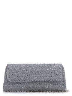 Серебряная сумка планшет Angelo Bianco предпросмотр