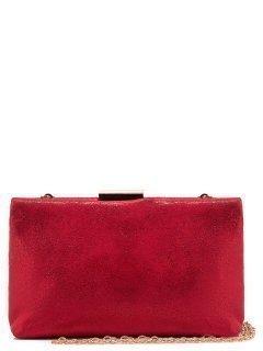 Красная сумка планшет Domenica предпросмотр