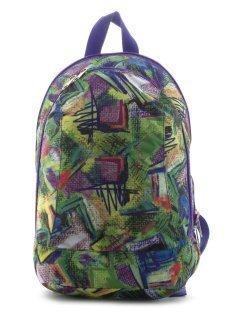 Зелёный рюкзак Lbags предпросмотр
