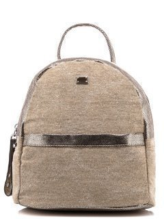 Бежевый рюкзак Domenica предпросмотр