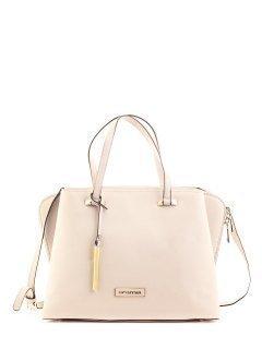 Бежевая сумка классическая Cromia предпросмотр