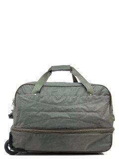 Зелёный чемодан Lbags предпросмотр