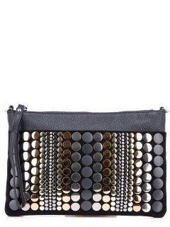 Чёрная сумка планшет Cromia предпросмотр