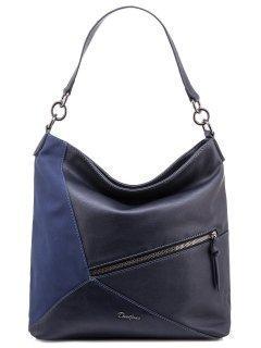 Синяя сумка мешок David Jones предпросмотр