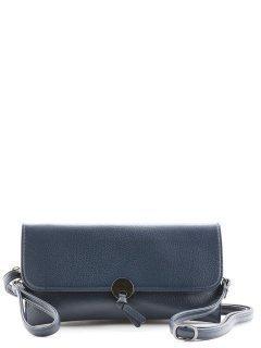 Синяя сумка планшет Polina предпросмотр