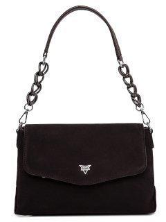 Коричневая сумка планшет Fabbiano предпросмотр