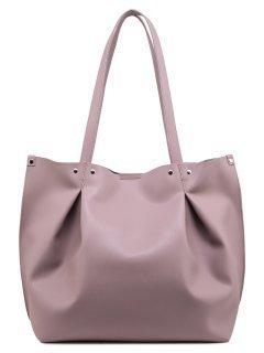 Розовый шоппер S.Lavia предпросмотр