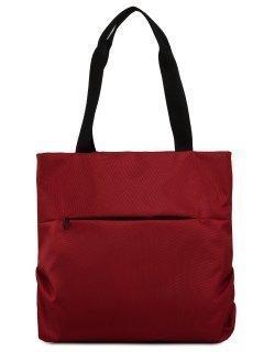 Красный шоппер S.Lavia предпросмотр