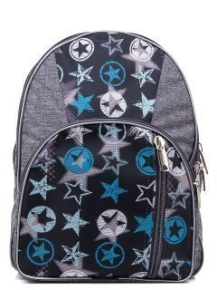 Серый рюкзак Lbags предпросмотр