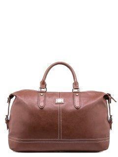 Рыжая дорожная сумка David Jones предпросмотр