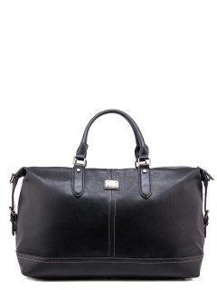 Чёрная дорожная сумка David Jones предпросмотр