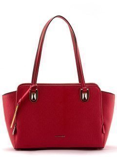 Красная сумка классическая Cromia предпросмотр