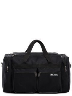 Чёрная дорожная сумка S.Lavia предпросмотр