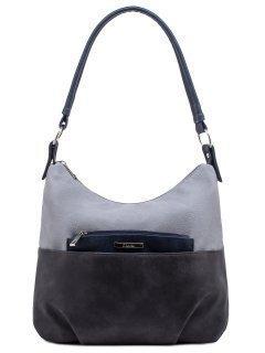 Серая сумка мешок S.Lavia предпросмотр