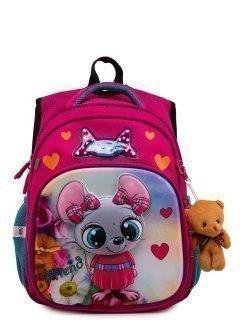 Розовый рюкзак Winner предпросмотр