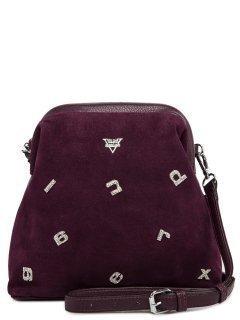 Бордовая сумка планшет Fabbiano предпросмотр