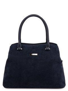 Синяя сумка классическая S.Lavia предпросмотр