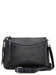 Чёрная сумка планшет Afina предпросмотр