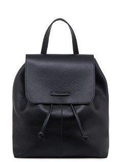 Чёрный рюкзак Tesorini предпросмотр
