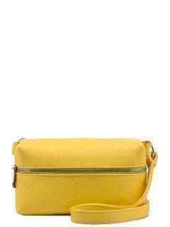 Жёлтая сумка на пояс S.Lavia предпросмотр