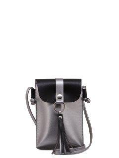 Серебряная сумка планшет S.Lavia предпросмотр