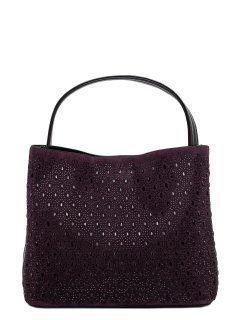 Фиолетовая сумка планшет Polina предпросмотр