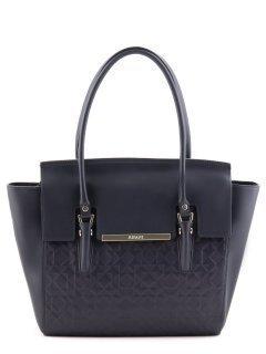 Синяя сумка классическая Ripani предпросмотр