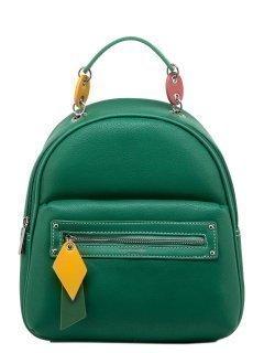 Зелёный рюкзак David Jones предпросмотр