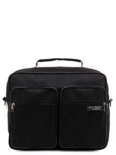 Чёрная сумка классическая S.Lavia предпросмотр