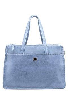 Голубой шоппер Domenica предпросмотр