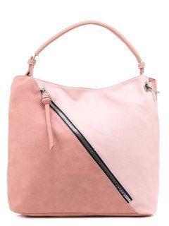 Розовая сумка мешок David Jones предпросмотр